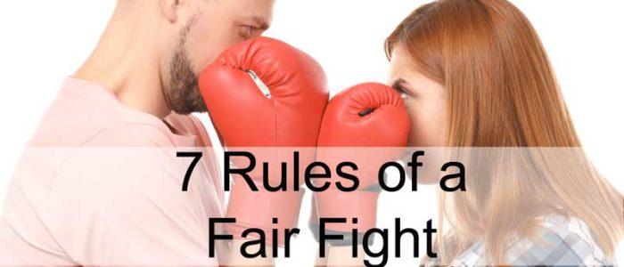 fair fighting