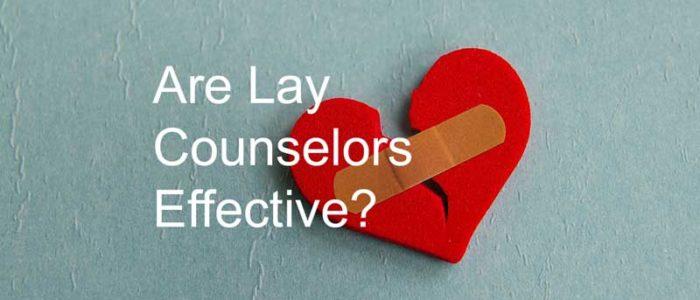 lay counselors